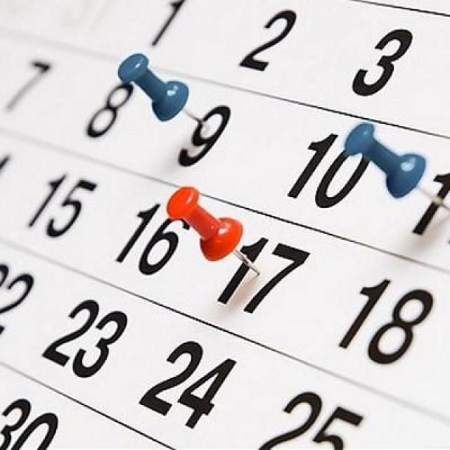poslovni kalendar