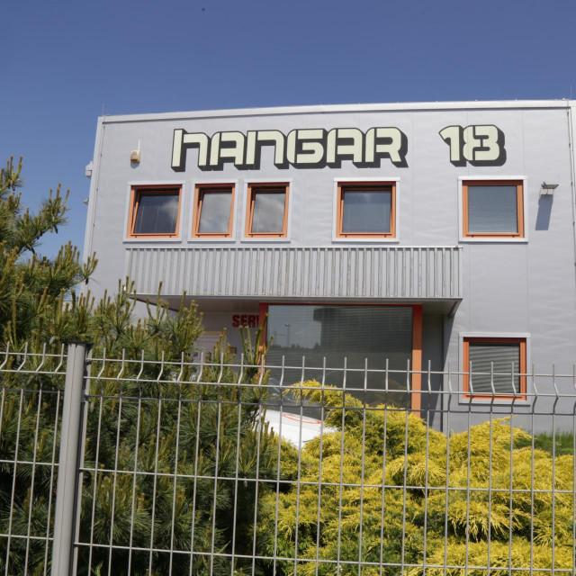 Hangar 18, Koprivnica