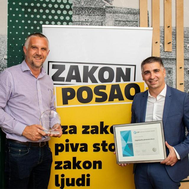 Marko Njavro i Aleksandar Zemunić