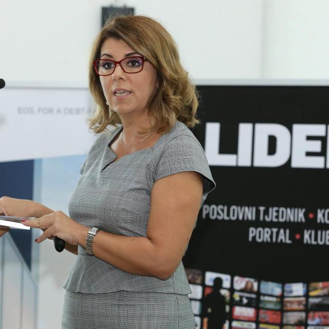 5. konferencija UPRAVLJANJE POTRAŽIVANJIMA<br /> Barbara Cerinski