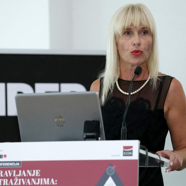 5. konferencija UPRAVLJANJE POTRAŽIVANJIMA 2019.<br /> Aleksandra Maganić